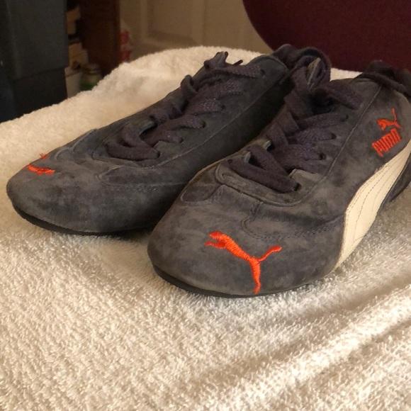 Puma Shoes | Puma Sneaker Grey And